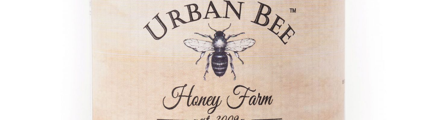 urban bee honey farm product photo