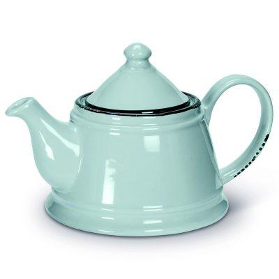 Enamel Teapot Blue