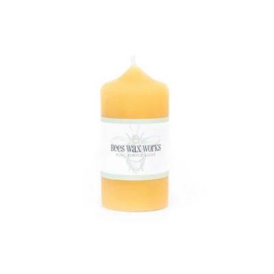 3 pillar candle
