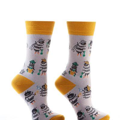 Woman's Bee Sock