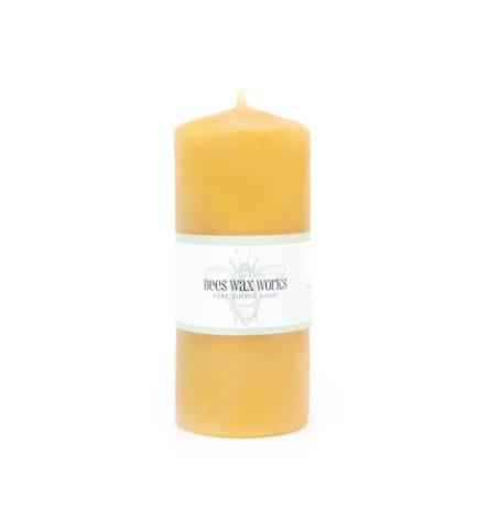 5 pillar candle