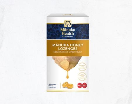Lemon Ginger Manuka