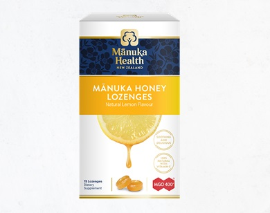 Lemon Manuka