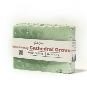 Cathedral Grove Soap
