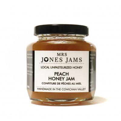 Peach Honey Jam