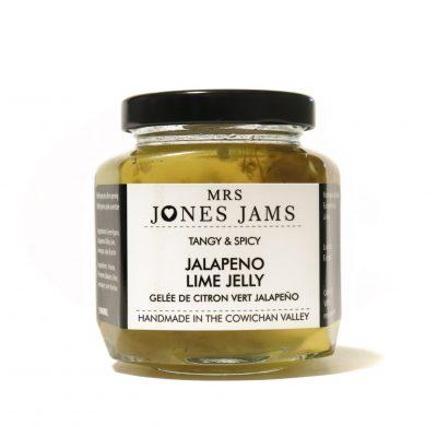Jalapeno Lime Jelly
