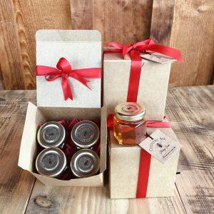 Gift Box - 4 Honeys