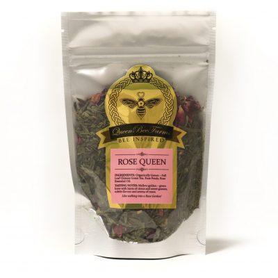 Rose Queen Tea - Queen Bee Farm