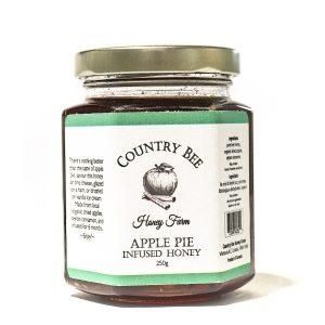 Apple Pie Infused Honey 250g
