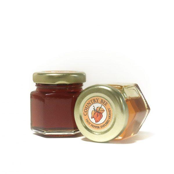 Hot Pepper Infused Honey 45ml