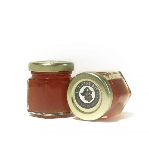 Spiced Rum Infused Honey 45ml