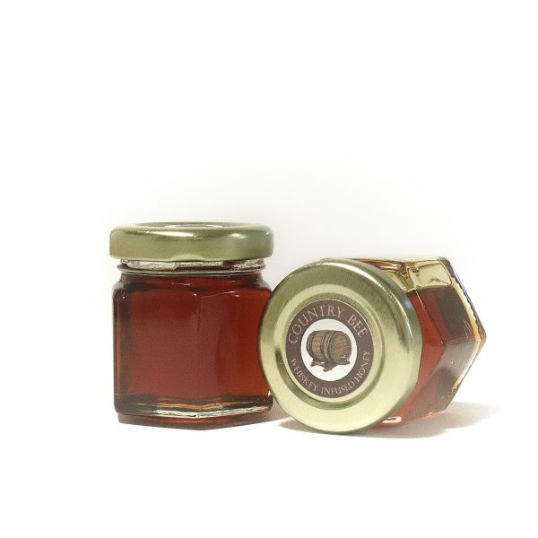 Whiskey Infused Honey 45ml