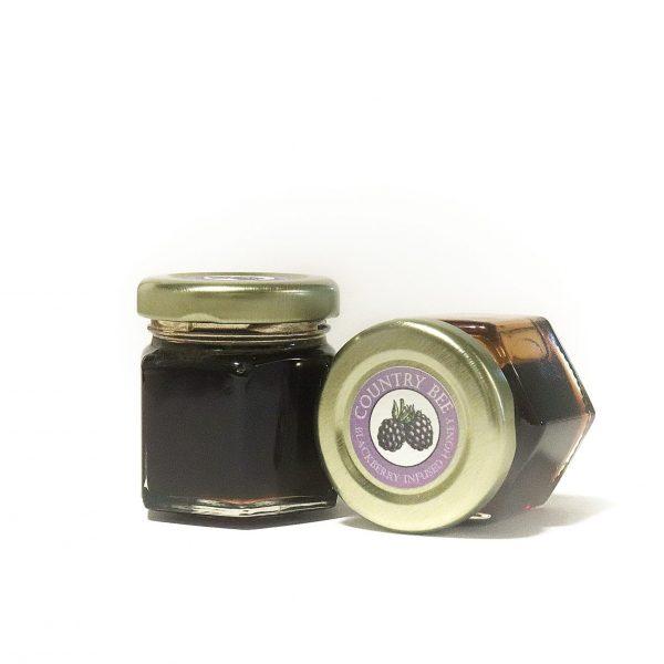 Blackberry infused honey 45ml