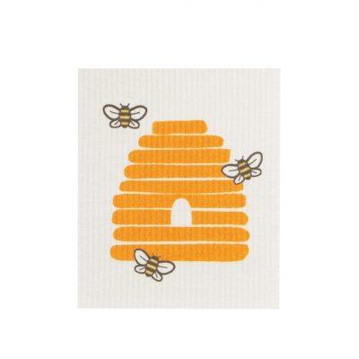 beehive dishcloth